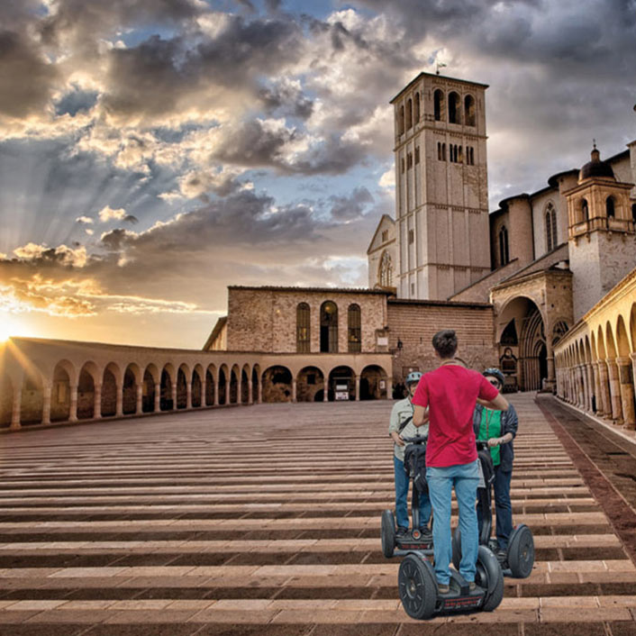 Assisi in Segway – 45€
